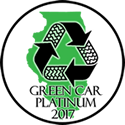 image of IL green car program logo